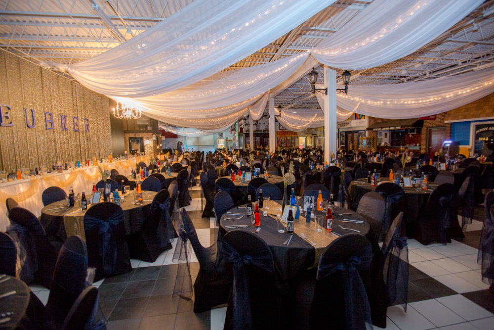 Wedding Reception at Classic Hall