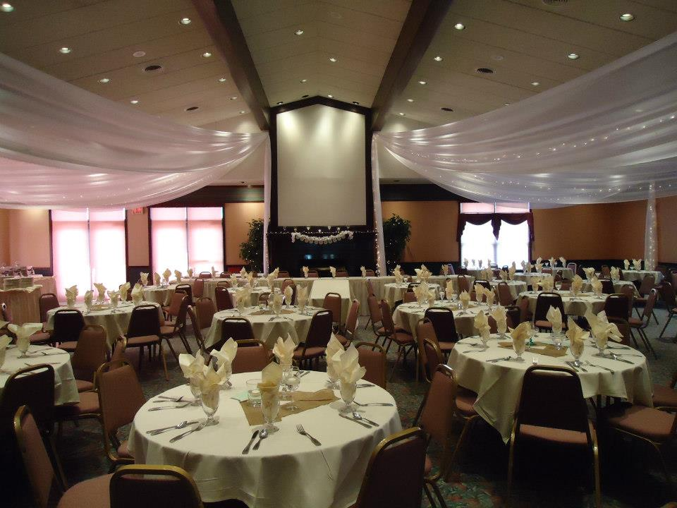 Wedding Reception at Eagle Trace