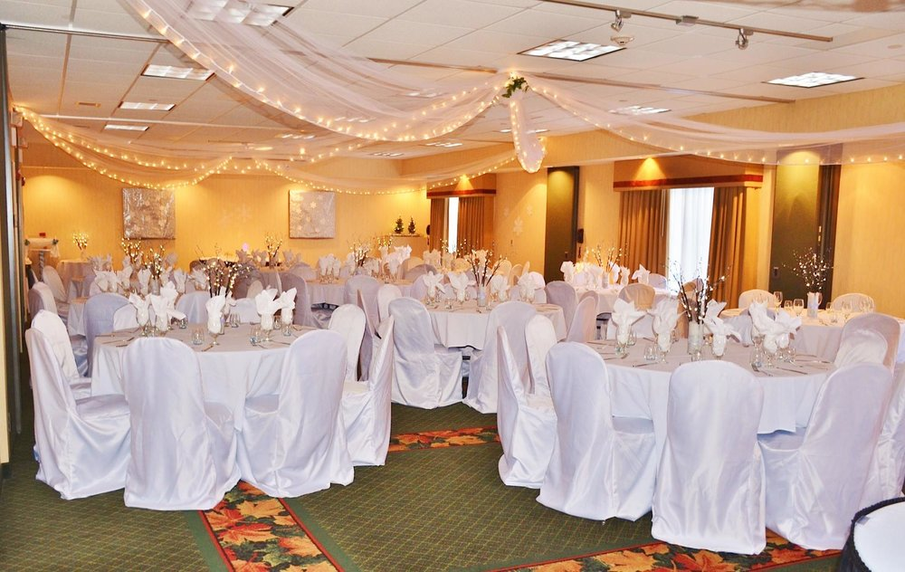 Wedding Reception at Holiday Inn - Elk River