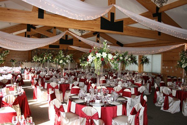 Wedding Reception in The Grand Ball Room