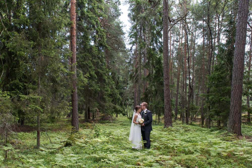 Markus and Emily loved finding this secluded location for a special moment for the two of them
