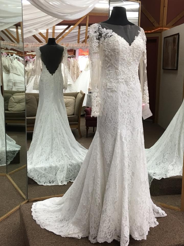 Morilee Wedding Dress by Madeline Gardner