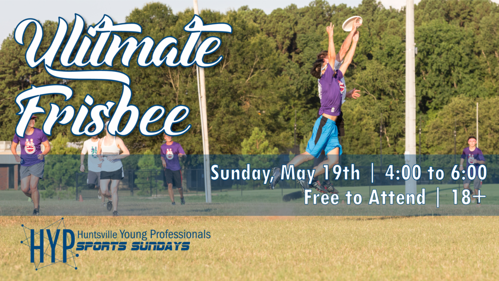 Sport 2 is Ultimate Frisbee. Ultimate is a team sport in which players seek to score points by passing a Frisbee to a teammate over the opposing team's goal line.Be sure to join the Facebook  Event  to stay up to date.