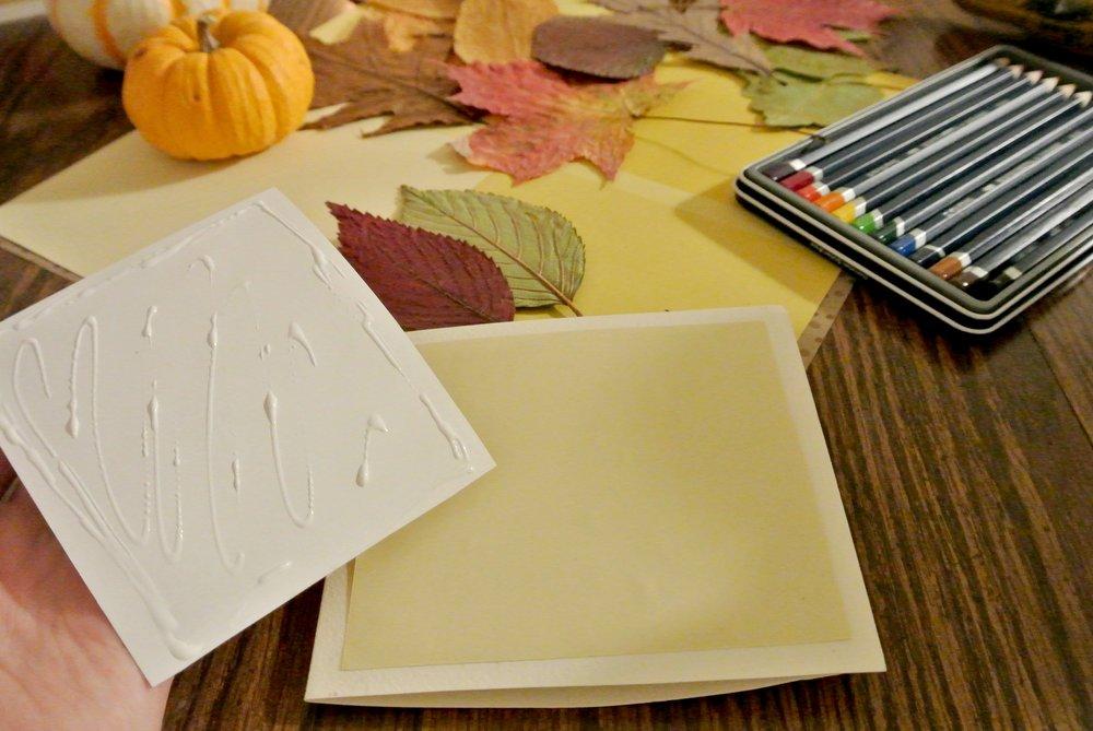 Glue Paper - S Hurd