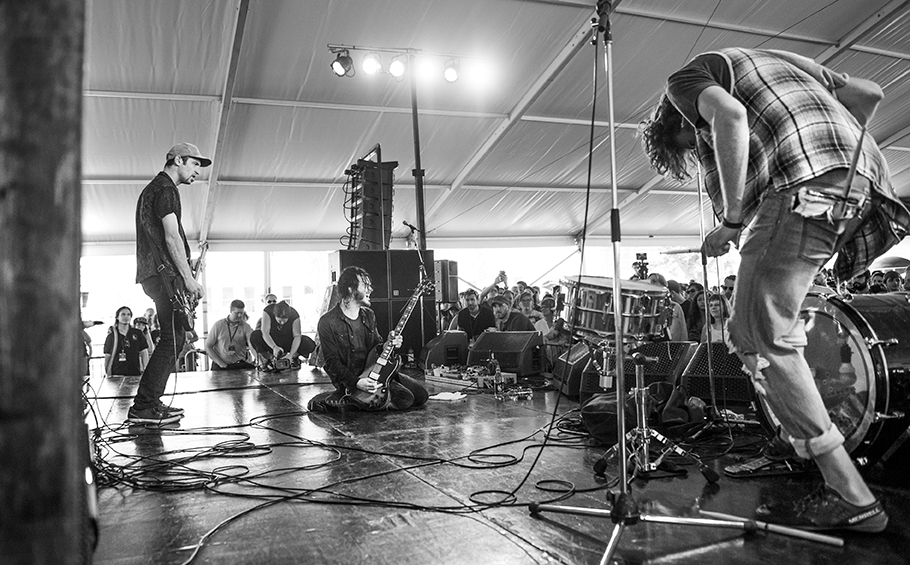 In the tradition of Newport Folk Festival, Reignwolf redefining what folk music can be.
