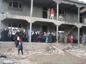 Girls School in Herat Under Construction