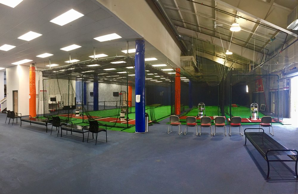 Summer Rental Package - Our summer rental package is for unlimited use of our batting cages with the option to have exclusive access to our full sized infield with an additional $100/hr. Please call or email us (day-of) to reserve. Team ( 2 cages per team)       - 1 month $250- 2 month $400- All summer (Ends August 31st) $500Individual (1 free guest, $5 for additional guest, 4 total max)- 1 month $150- 2 month $250-All summer (Ends August 31st) $300