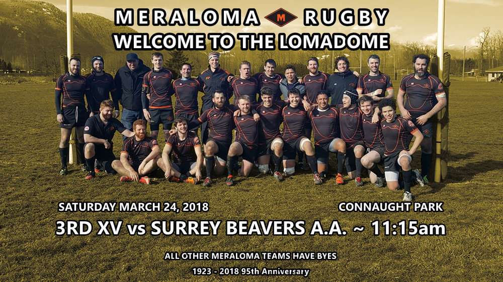 Game Notice 3rd vs Surrey Beavers March 24 2018.jpg