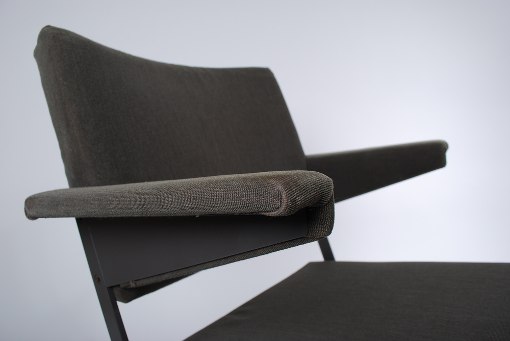 Easy Chair Gispen model 1265 by André  Cordemeyer 60's