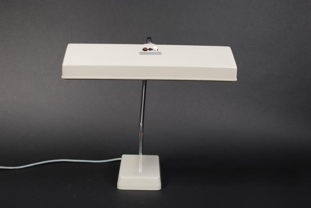 Desk lamp BW 'Bund' Waldmann 60's, Germany