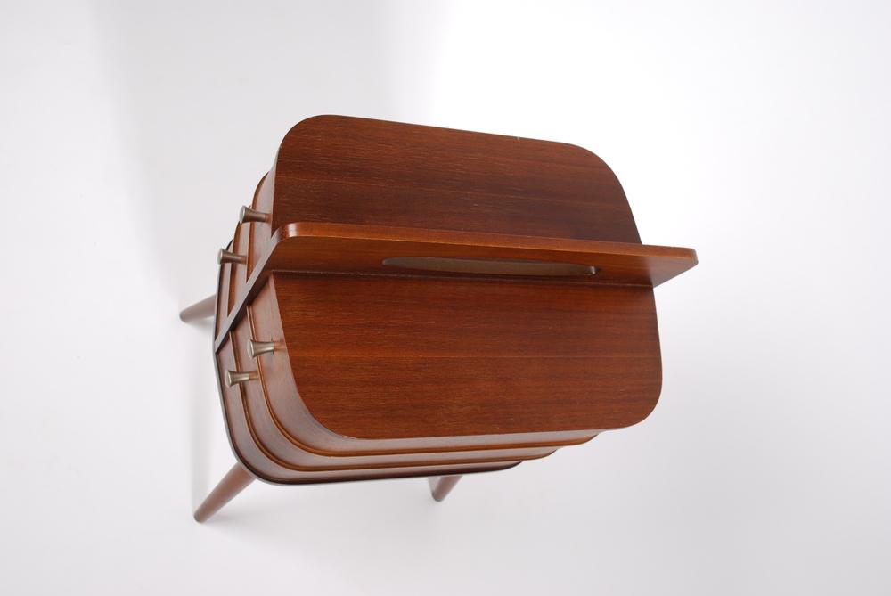 Sewing box, Danish design, 60's