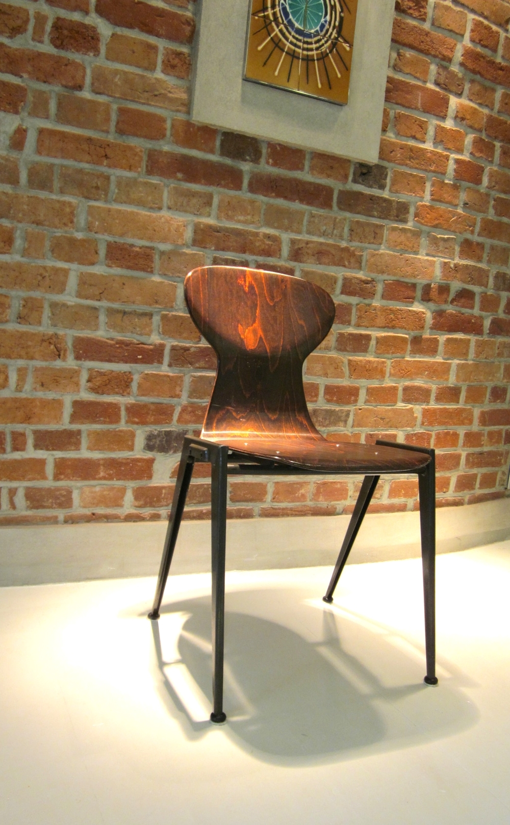Industrial chairs Friso Kramer