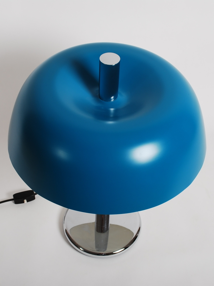 Hillebrand table lamp 60's, Germany