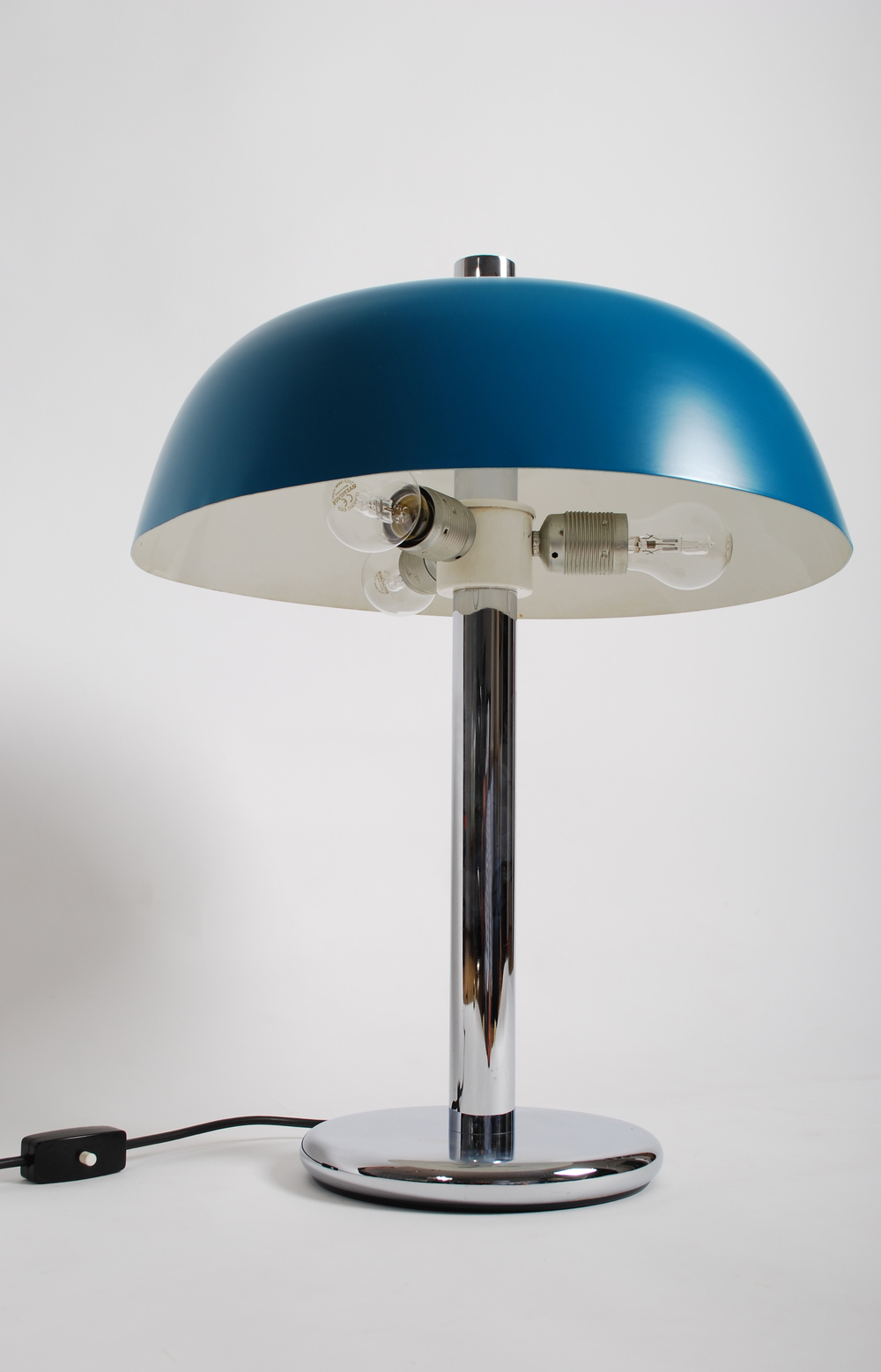 Hillebrand table lamp 60's
