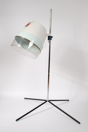 Floor lamp philips vintage hair dryer flux vintage floor lamp philips vintage hair dryer aloadofball Image collections