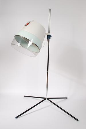 Floor lamp philips vintage hair dryer flux vintage floor lamp philips vintage hair dryer aloadofball Gallery