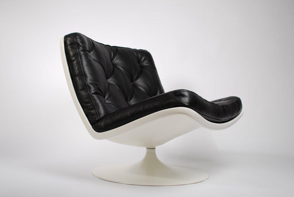 00000118 Artifort F976 Lounge swivel chair vintage (30).JPG
