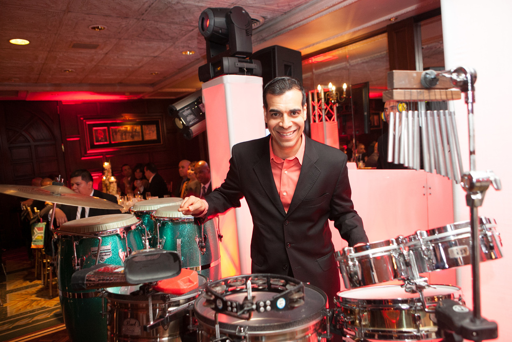 SILVERFOX ENTERTAINMENT GROUP: LIVE PERCUSSION