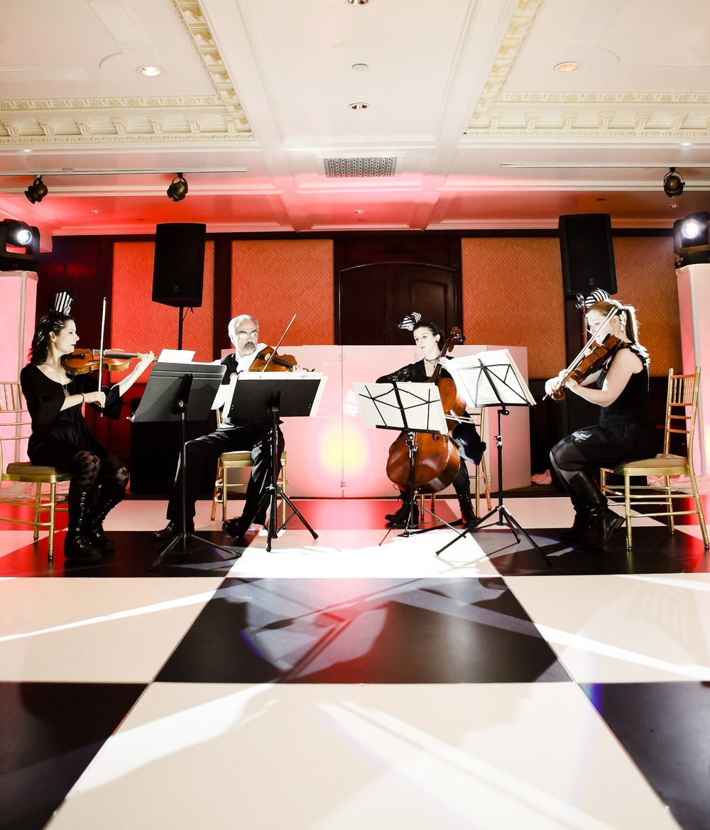 SILVERFOX ENTERTAINMENT GROUP: LIVE STRING QUARTET