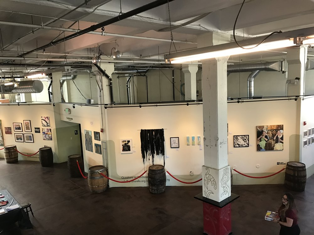 OVERVIEW OF THE INSTALLED SHOW