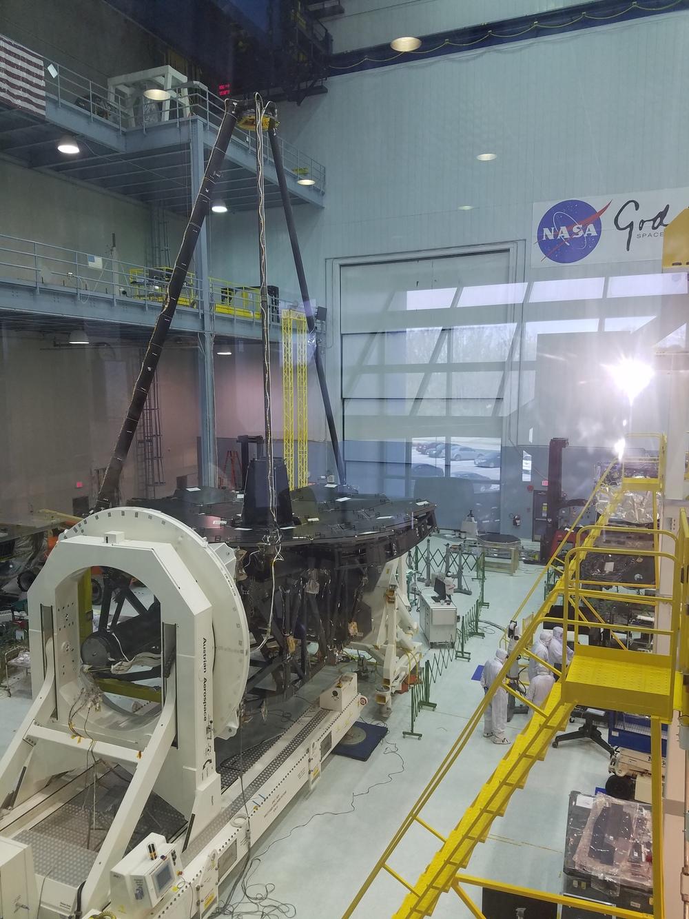 James Webb Space Telescope!