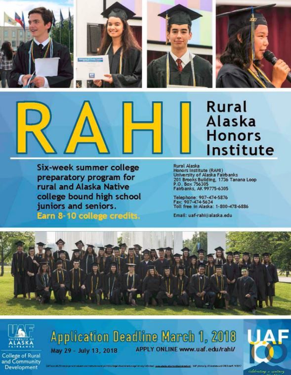 RAHI offers other programs as well, like this intensive 6 week program.