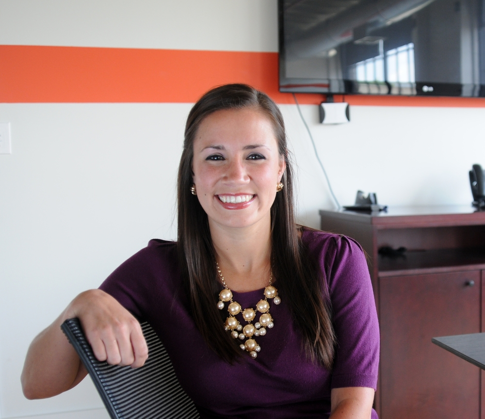 Jenny Mitchell — Account Manager