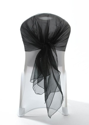 wedding luxury chiffon chair sash hire.jpg