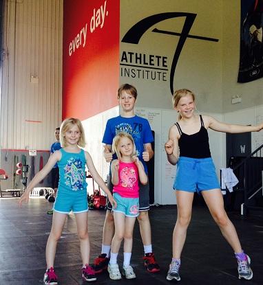 KidsFit at CrossFit Orangeville