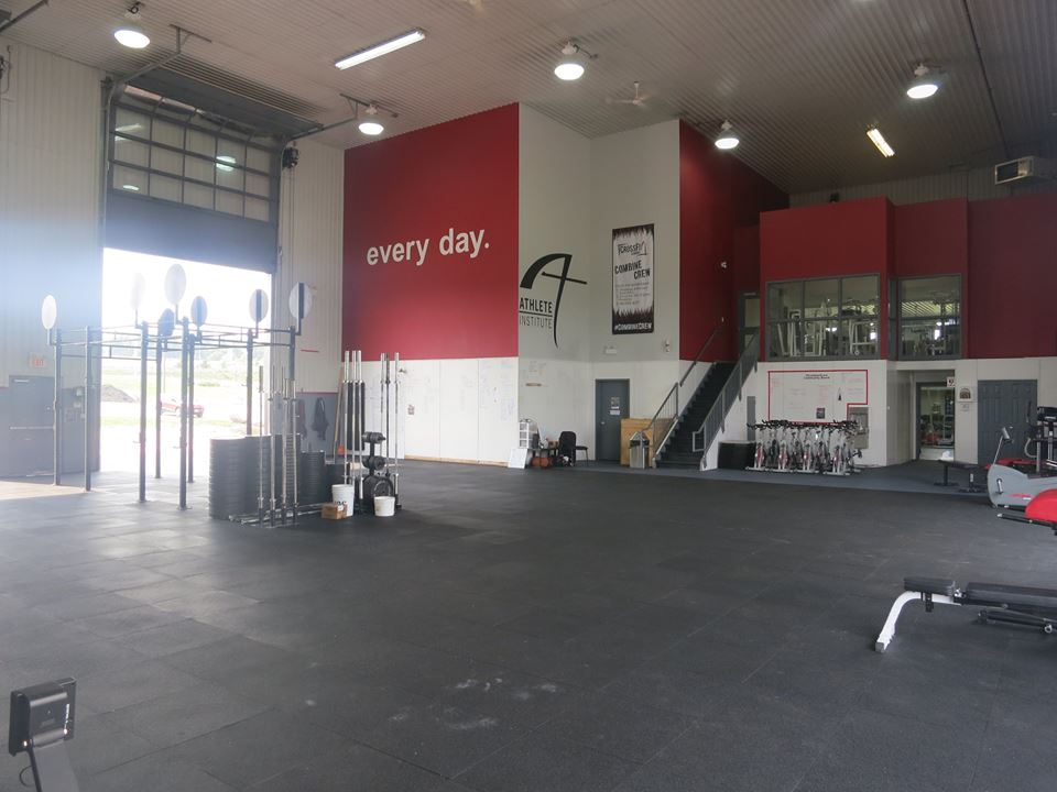 Our Newly Renovated CrossFit Gym!