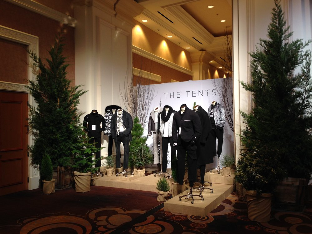 Trade Shows - PROJECT Mens - Las Vegas, 2015