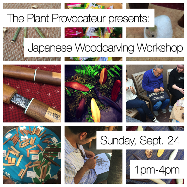 TPP Japanese Woodcarving Workshop 9.24.17 Ad.png