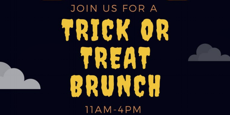 Nurse that scary hangover at our Trick or Treat Brunch!  Sun, Oct. 28th 11am-4pm  We have spooky specialty cocktails and food specials. Order from our trick or treat menu!  Bailey's swag and giveaways!!!    ****RSVP FOR YOUR SQUAD*****