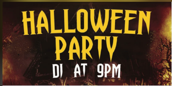 HALLOWEEN NIGHT PARTY at The Lansdowne Pub!   Wed, Oct 31, 2018, 9:00 PM  Boys and Ghouls, Vampires and Witches. It's Wednesday fright night!  We're turning up this Halloween, so join us if you dare. Grab your costume, and make your way to The Lansdowne Pub to get a little spooky.  •DJ AT 9PM  •COSTUME CONTEST  •$250 GIFT CARD TO BEST COSTUME  •NO COVER   ****RSVP FOR YOUR SQUAD*****