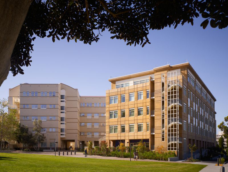 Uci Social Behavioral Sciences Gateway Leed Gold Rggroup