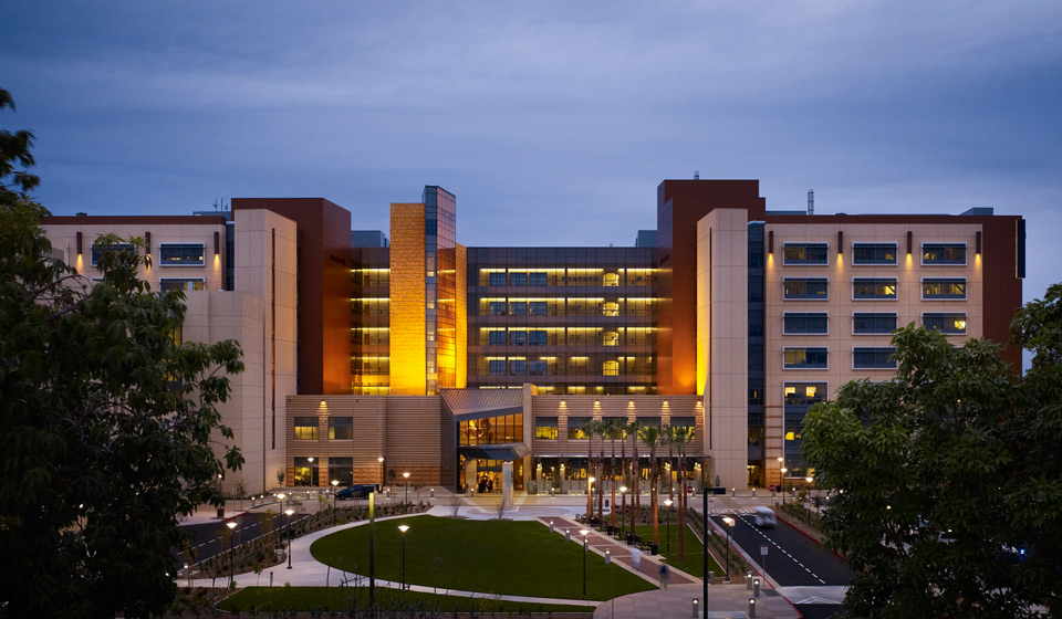 Douglas Replacement Hospital - University of California, Irvine