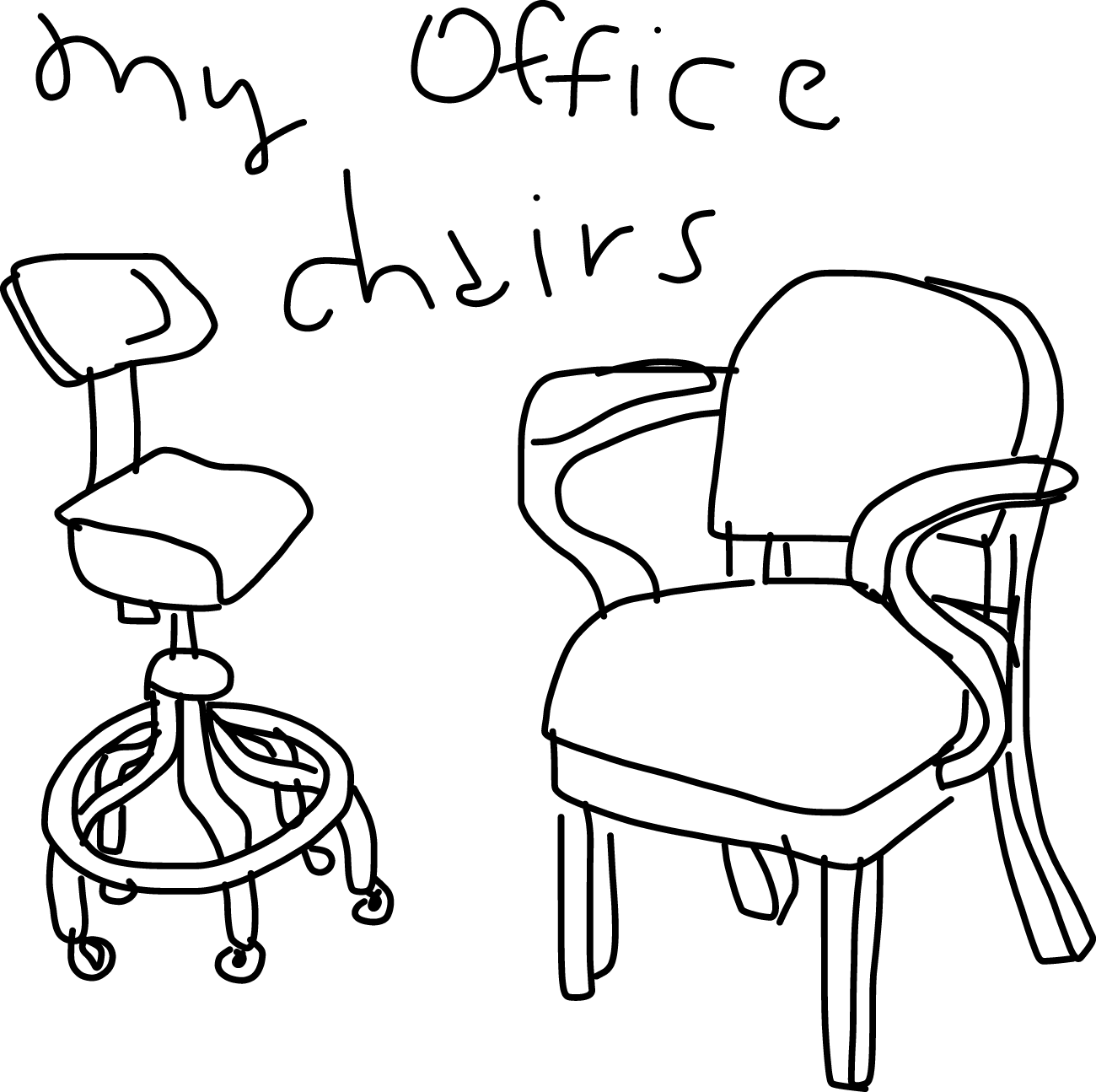 My Office Chairs