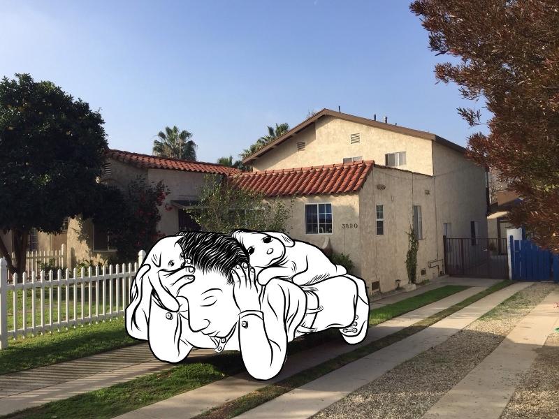 Valleybrink Road, Boulevard Manor, Atwater Village Los Angeles, California