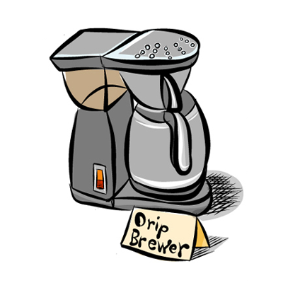 Drip Coffee Brewer