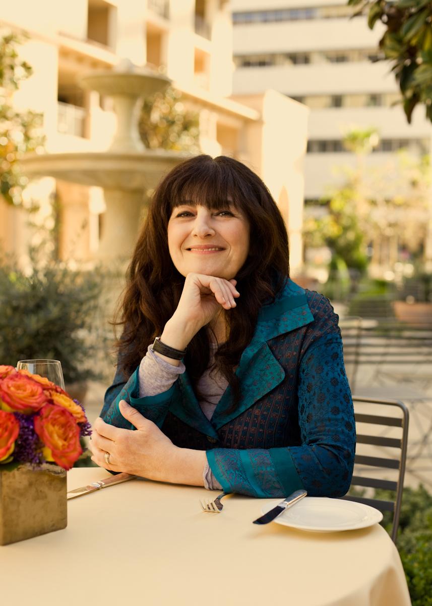 Ruth Reichl/Writer