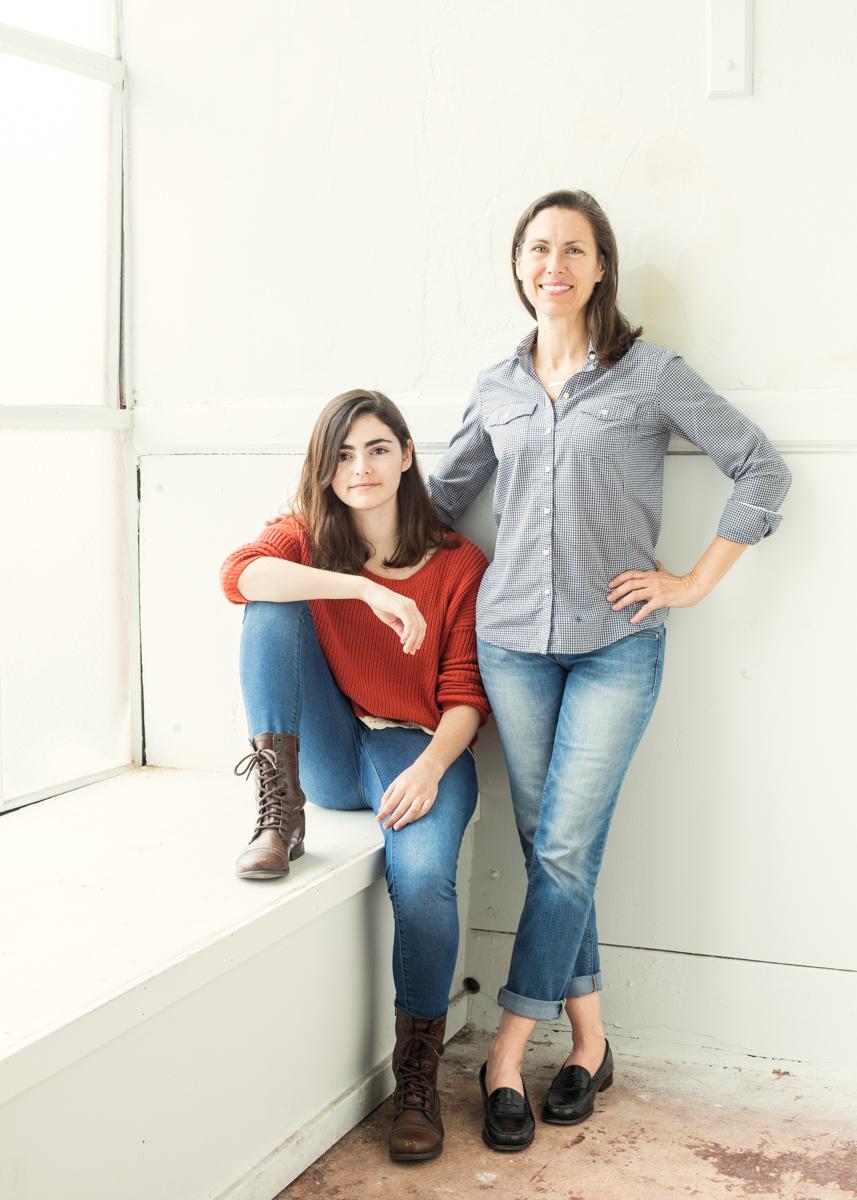 Kate and Christine