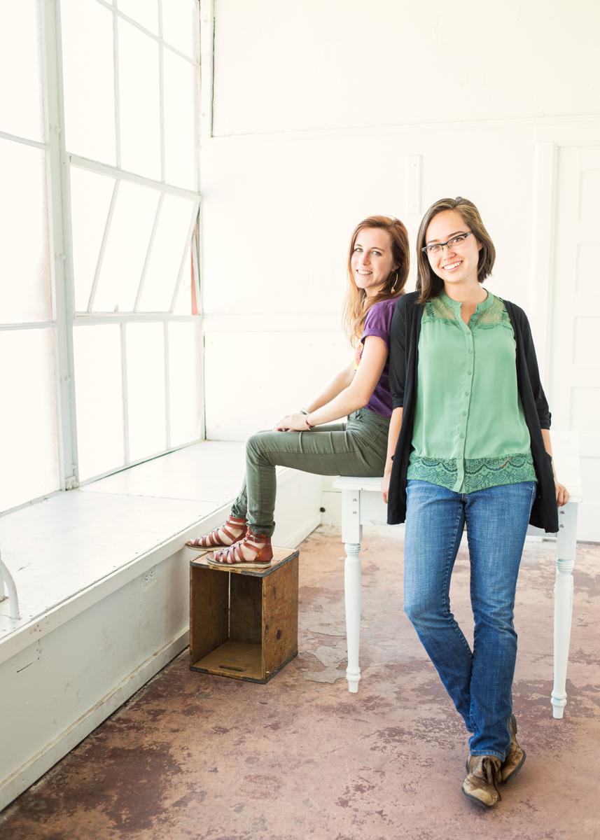 Aisling Mitchell, Lydia Yamaguchi/Food Corps