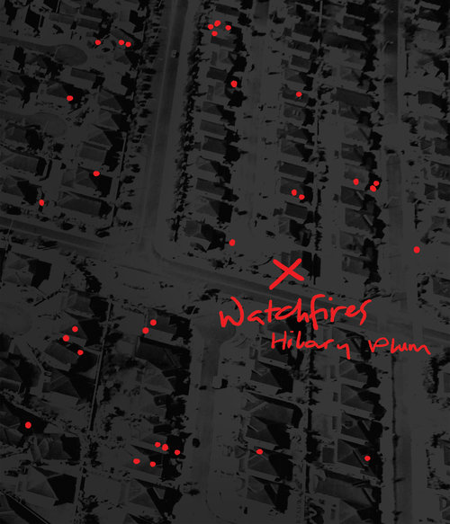 Book cover: Watchfires