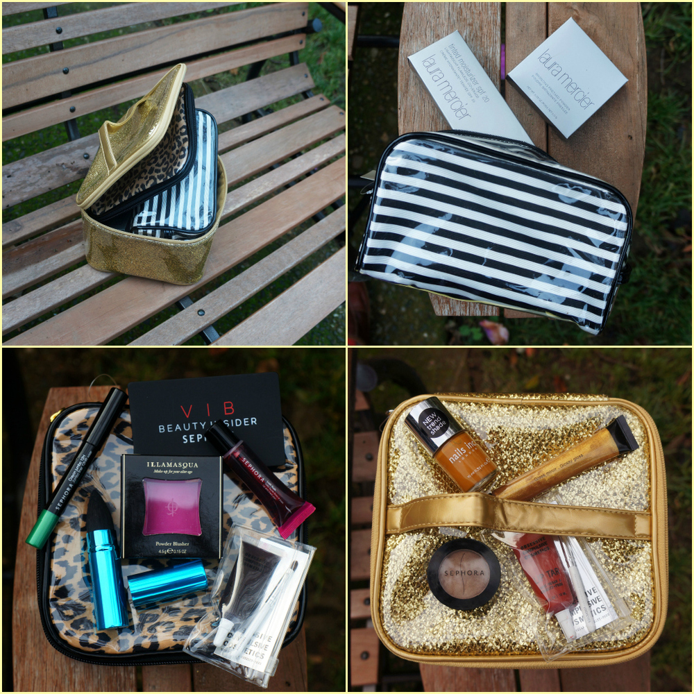 Travel Makeup Containers