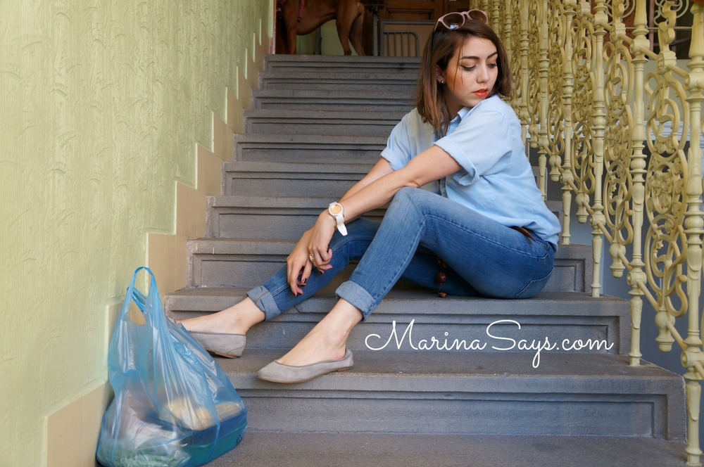MarinaSays.com