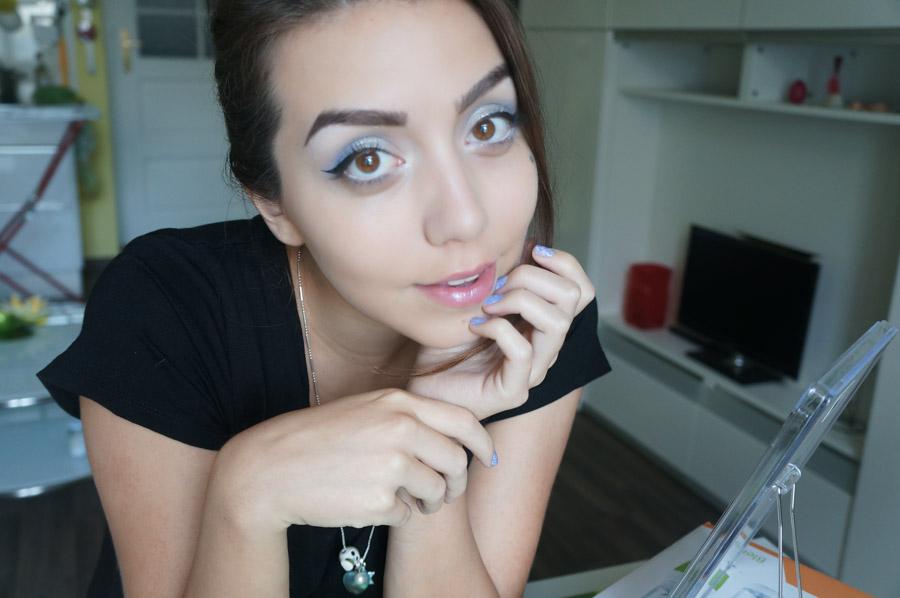 MarinaSays Springtime Day to Night Makeup Tutorial (po Slovensky)