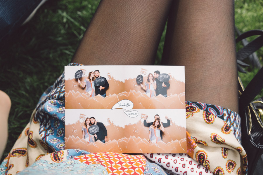 Our cute printouts of the Smilebox + Vyvolej.to photos from Korso Krymska in Prague, Czech Republic / www.MarinaSays.com