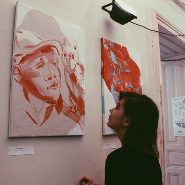 Art at Urban Market, Bratislava 2015