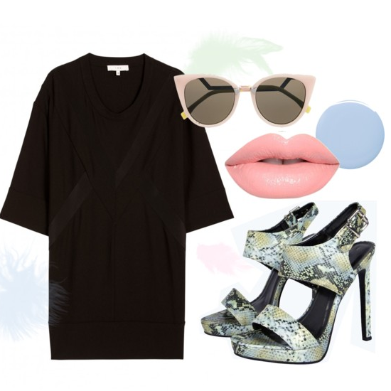 Lazy as f*ck outfit on MarinaSays.com