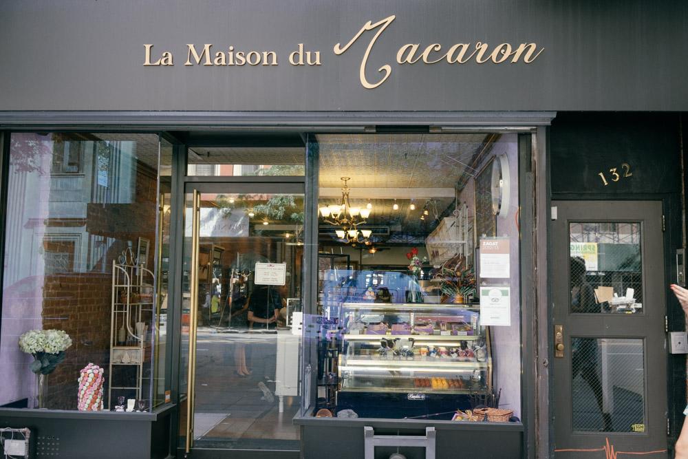 La Maison du Macaron // www.MarinaSays.com